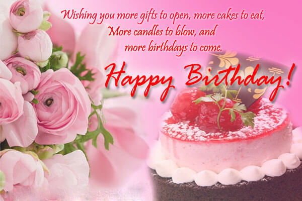 Happy Birthday Wishes And Greetings Topbirthdayquotes