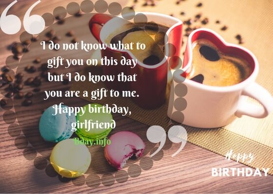 100 Impressive Birthday Wishes For Girlfriend Bday Info