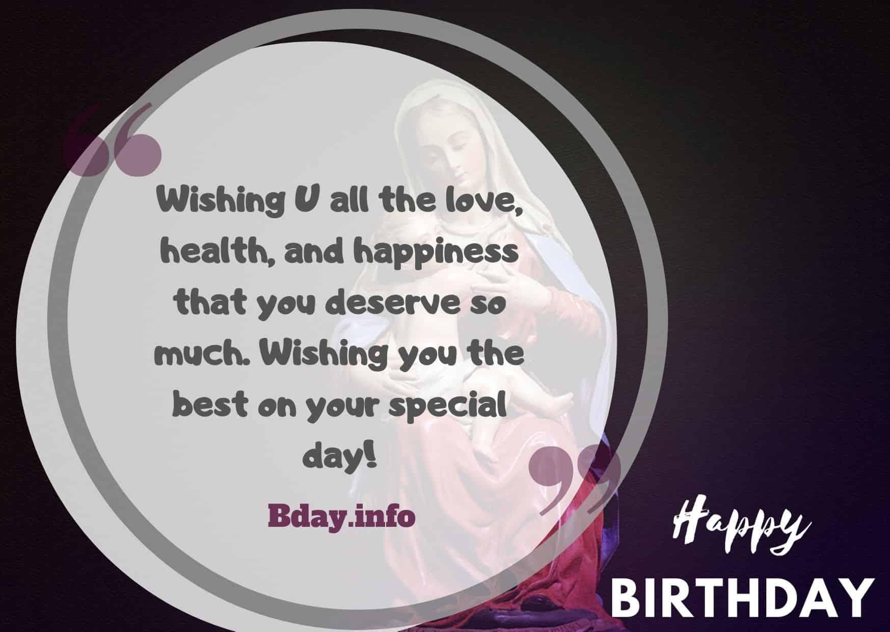 happy birthday wishes for mom